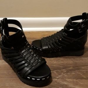 Ash leather Gladiator sandals sz.37/7
